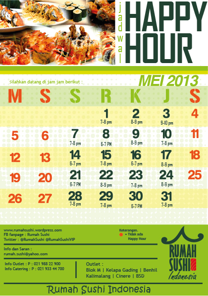 HappyHour MEI 2013-01